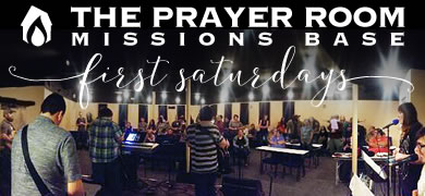 First Saturdays Encounter Service