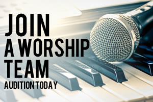 Audition to Join a Worship Team