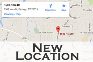 Get Directions to Our New Missions Base Location in Pantego