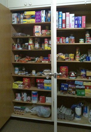 Byron Cares Food Bank