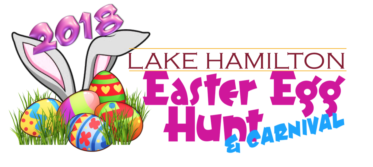 Lake Hamilton Easter Egg Hunt & Carnival Logo