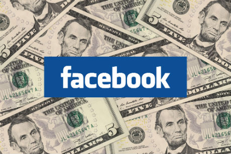 Facebook over money
