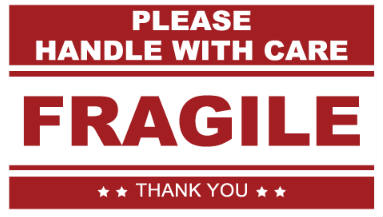 Handle With Care Graphic