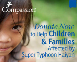 Compassion Typhoon Relief