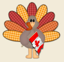 Happy (Canadian) Thanksgiving!