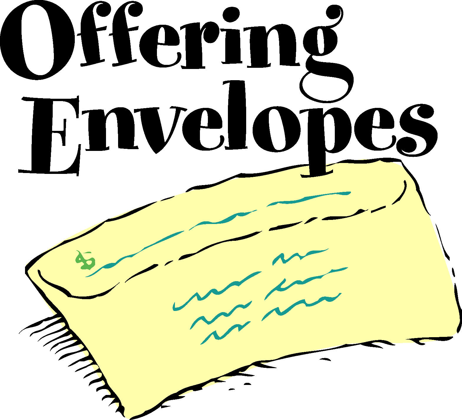 Offering envelopes