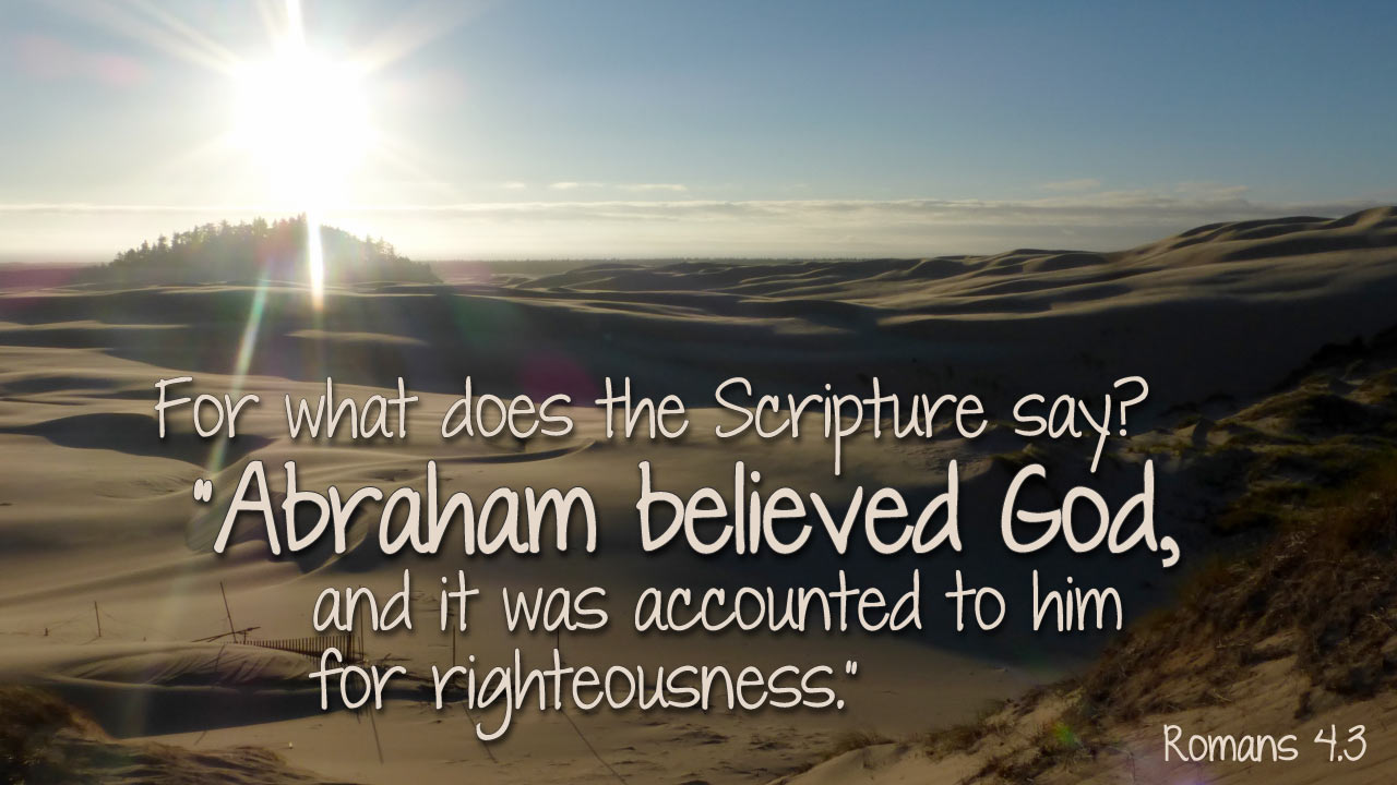 Abraham Believed