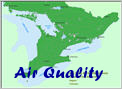 Air Quality for SW Ontario