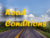 Road Conditions for SW Ontario