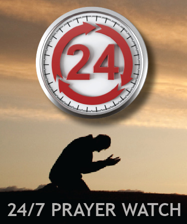 24-7 PRAYER WATCH