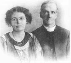Rev. & Mrs Attwood