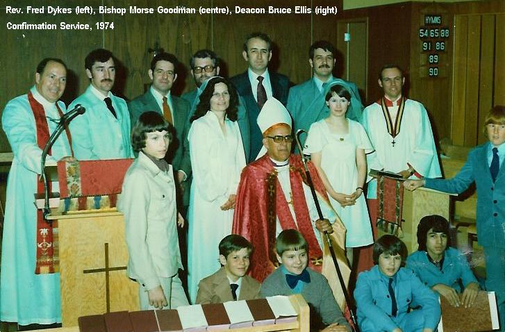 1974 Confirmation Service