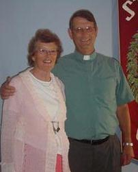 Rev. & Mrs. Schofield