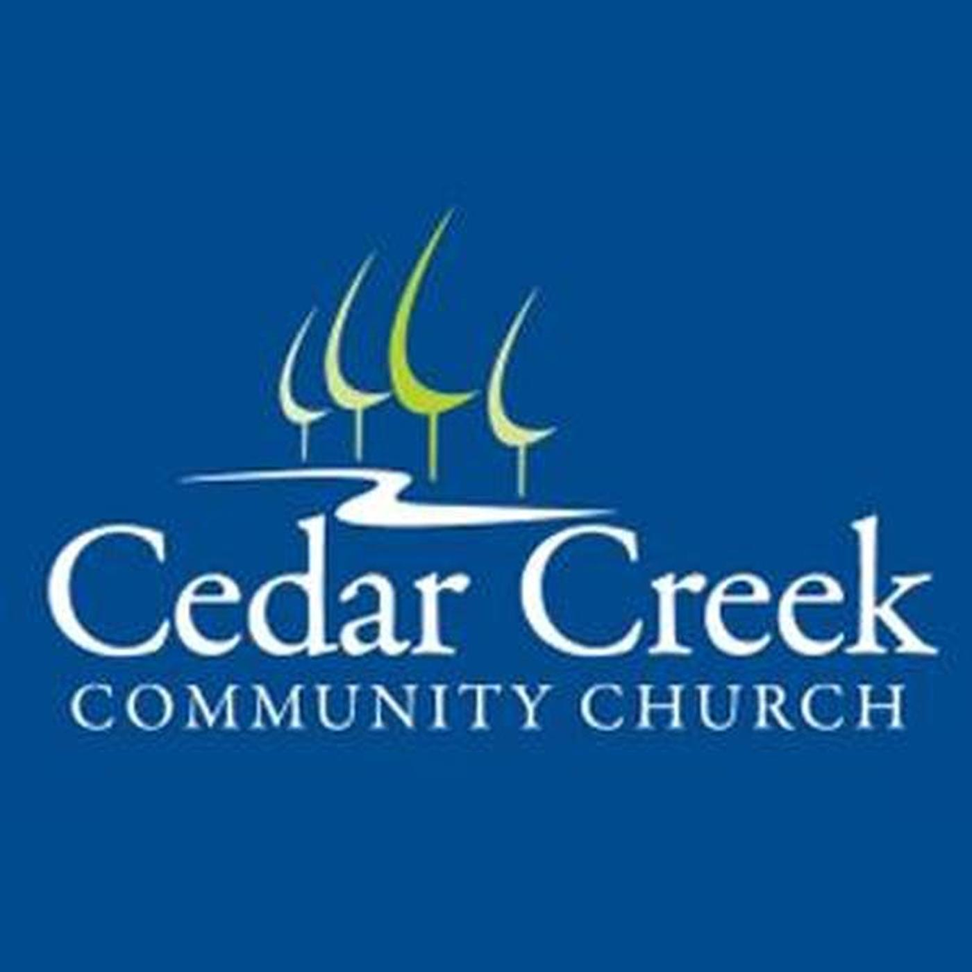 Cedar Creek Audio Podcast